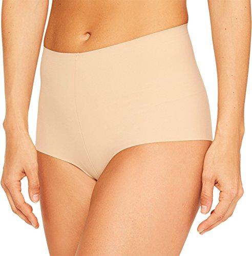 commando Women's Control Thong, True Nude, Tan, ()