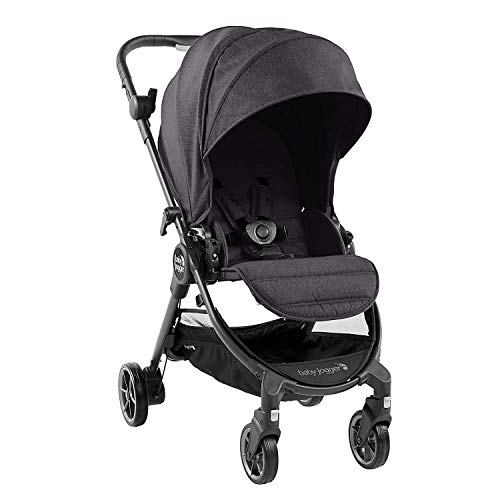 Baby Jogger City Tour LUX Stroller | Compact Travel Stroller | Lightweight Baby Stroller with Backpack-Style Carry Bag…