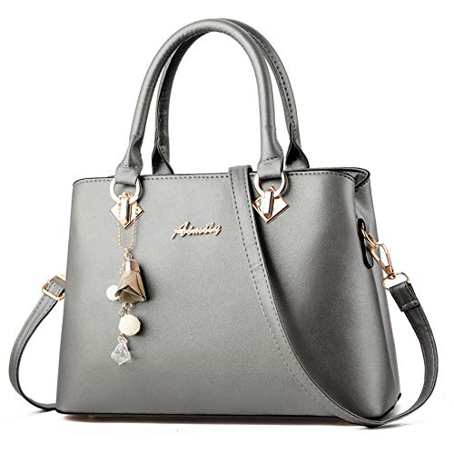 (COCIFER Women Top Handle Satchel Handbags Shoulder Bag Tote Purses Messenger Bags )