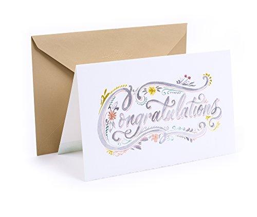 Hallmark Wedding Card or Bridal Shower Card (Congratulations