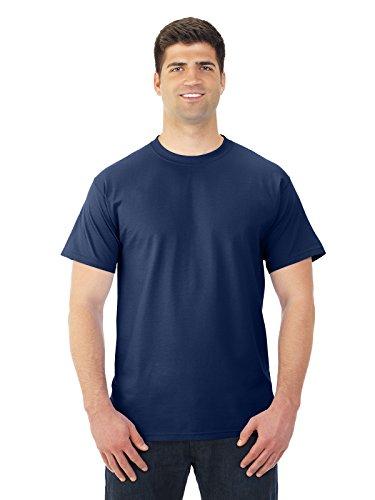 FOL Mens Lofteez HDT-Shirt (HD6R) -J NAVY -L