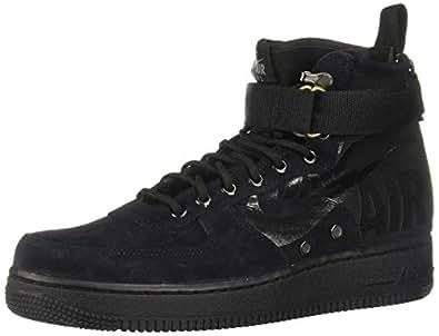 Nike Sf Af1 Mid Shoes For Men ,Black  ,45 EU
