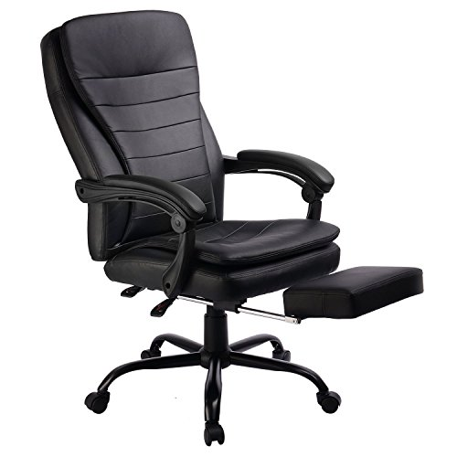 GTP OFFICE Chair Executive Chair Ergonomic Design High Back Chair PU Leather Chair Manager Chair (Gtp Body)