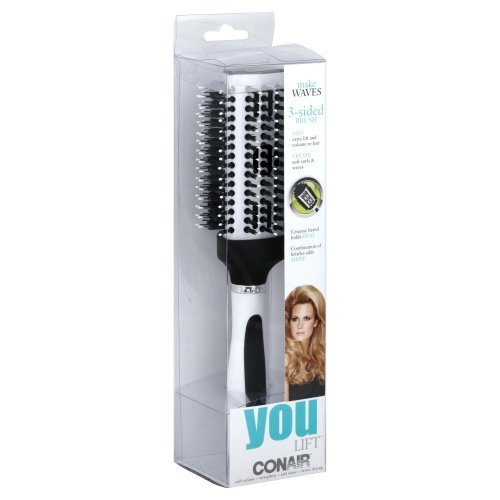 Price comparison product image Conair Brush, 3-Sided 1 brush
