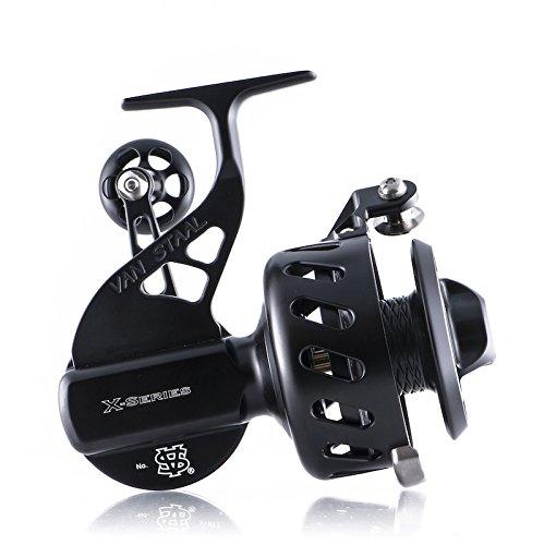 Van Staal VS100BXP Black Spinning Reel