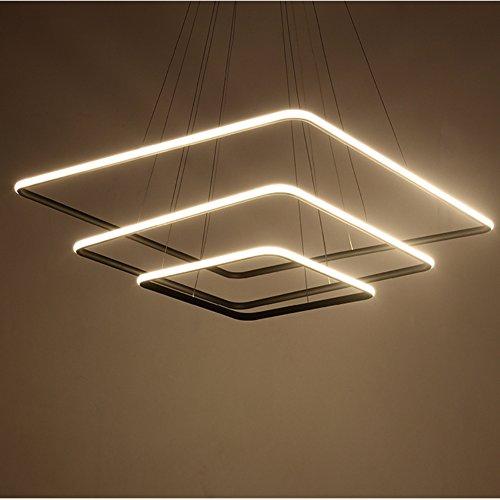 Light 2 Tier Foyer Pendant - 4