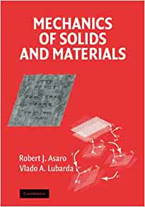 Mechanics of solids and materials robert asaro vlado lubarda mechanics of solids and materials robert asaro vlado lubarda 9780521166119 amazon books fandeluxe Image collections