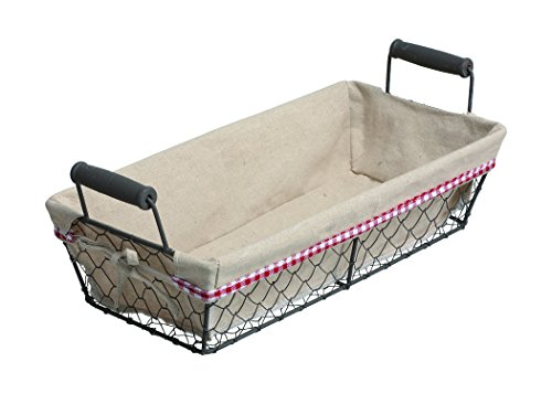metal basket liner - 7