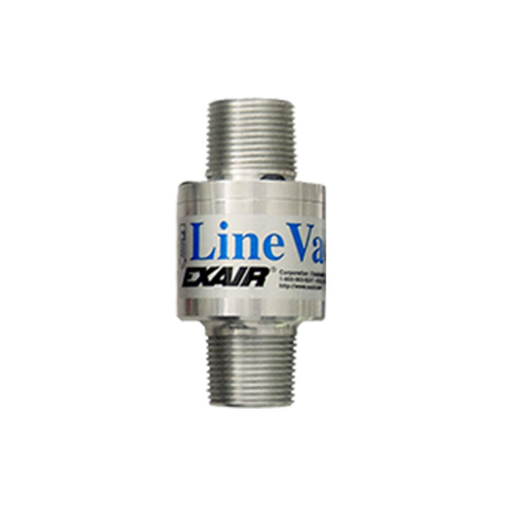 EXAIR 140100 1 NPT Threaded Line Vac, Aluminum