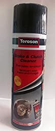 Teroson Brake and Clutch Cleaner 500ml (Pack of 1)