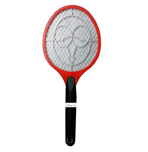 BJE Rechargeable Electric Insect Killer/Mosquito Racket  Assorted Colors