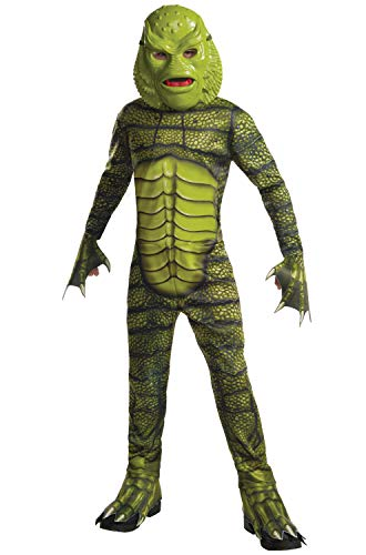 Rubie's Universal Monsters Child's Creature From The Black Lagoon Costume, Large -