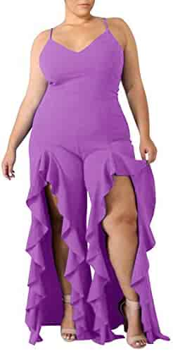 Shopping Purples Jumpsuits Rompers Overalls Clothing Women