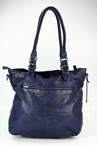 FREDsBRUDER - Bolso de tela para mujer negro negro blue_navy, blau