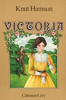 Victoria : histoire d'un amour, Hamsun, Knut