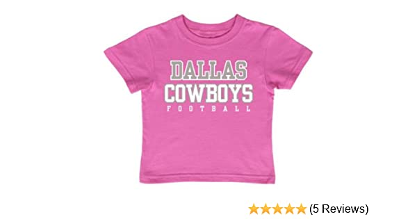 new style bb24d f640c Dallas Cowboys Toddler Practice Tee