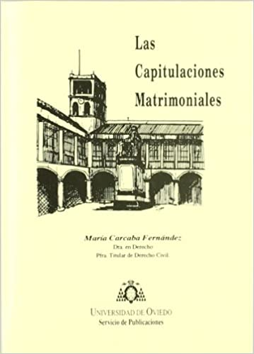 Amazon.com: Las capitulaciones matrimoniales (Spanish ...