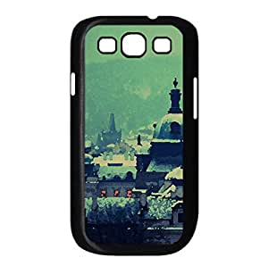 Cold Winter Watercolor style Cover Samsung Galaxy S3 I9300 Case