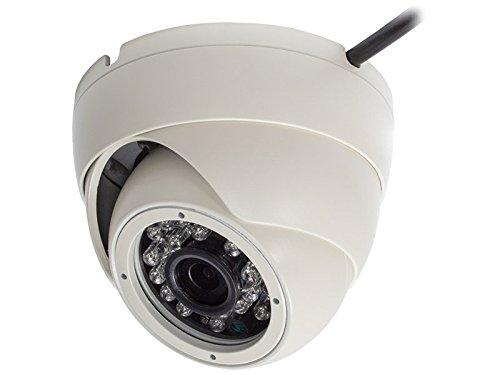 WTW-ADR27HE 220万画素AHD 屋外軒下用 赤外線ドーム型カメラ B01L55C4XE