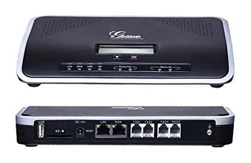 Asterisk Pbx Appliance (Grandstream GS-UCM6102 2 Port Innovative IP PBX Appliance - Black)