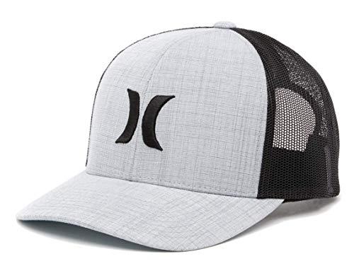 Hurley Mens Mesh Trucker Adjustable Snapback Del Mar Baseball Cap Hat