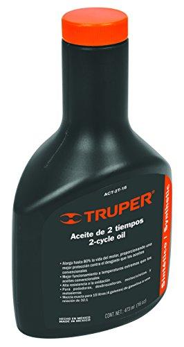 Aceite Sintético para Motor de 2 Tiempos, 16 Oz