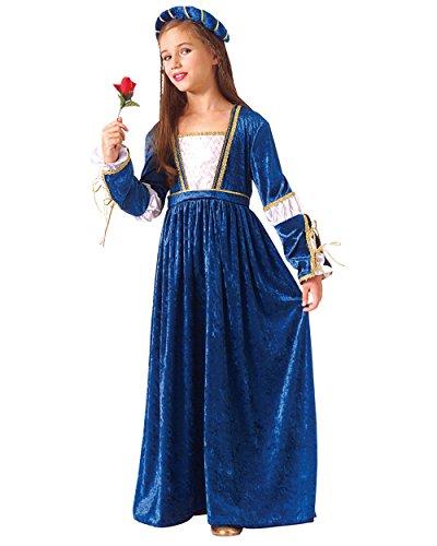 Rubies Renaissance Medieval Juliet Costume