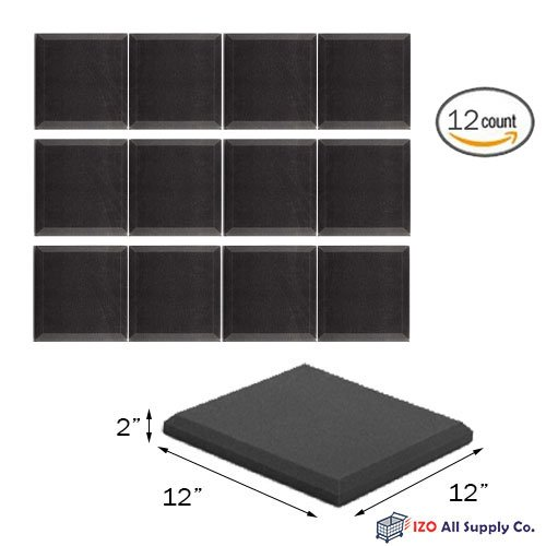 12-pk-2x12x12-soundproofing-foam-acoustic-bevel-tiles-studio-foam-sound-wedges
