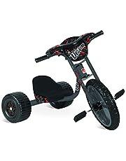 Triciclo Velotrol Bandeirante Preto