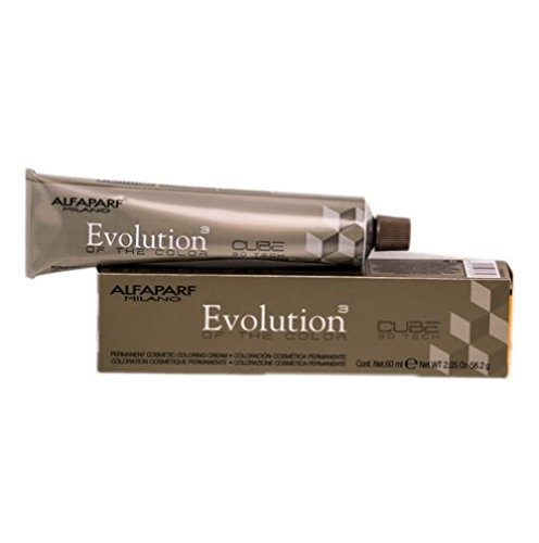 ALFAPARF MILANO EVOLUTION PERMANENT HAIR COLOR 11.10 ASH PLATINUM 2.05 OZ by AlfaParf