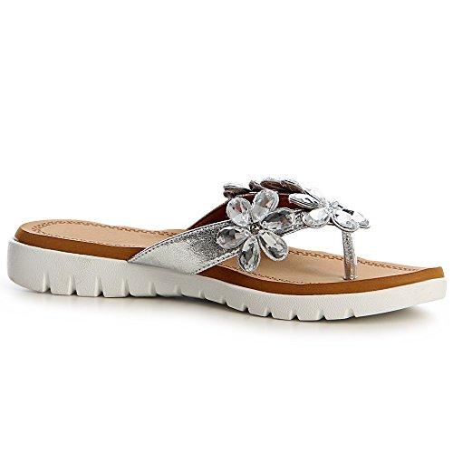 Sandalettes topschuhe24 Sandales Femmes topschuhe24 Sandales Femmes Femmes topschuhe24 Sandalettes Femmes Sandalettes Argent topschuhe24 Sandales Sandales Argent Argent RWwC7qnZFC