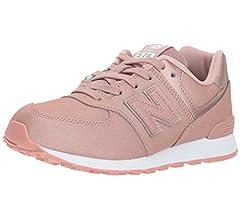 scarpe bambina new balance argento