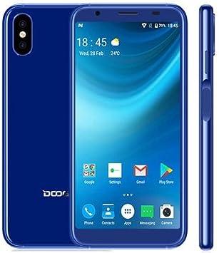 Smartphone, DOOGEE X55 3G Teléfonos Móviles Gratis con Dual Sim ...