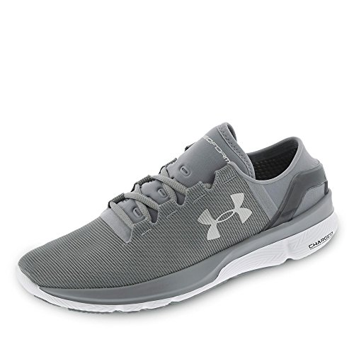 NEU Speedform Apollo 2 RF Under Armour Size 10 Damen Laufschuhe Hellgrau