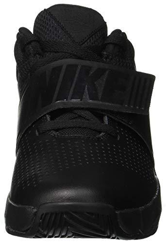 013 Basketball Noir gs De D Chaussures 8 black Hustle black Homme Nike Team fqw07OO