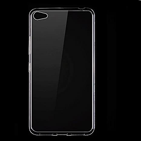 buy online 28c5b e5ee0 0.3mm Soft Silicone Transparent TPU Jelly Back Case Cover For Lenovo S60