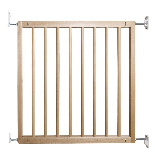 BabyDan-No-Trip-Beechwood-Safety-Gate