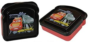 upc 707226883034 product image for Disney Pixar Cars 3 Lunch Box Sandwich Container | barcodespider.com