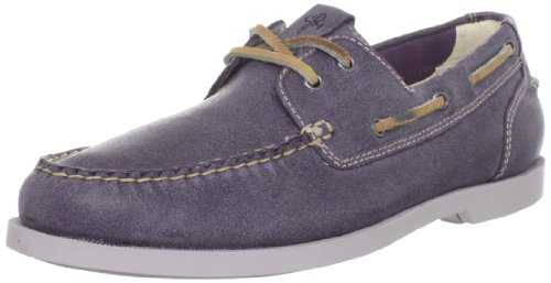(Cole Haan Men's Air Yacht Club Boat, Mulberry Suede, 11.5 M US)