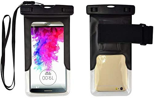 big sale d9732 b8abe Waterproof Phone Case Dry Bag Pouch for Huawei P10 Plus / Honor 8 ...