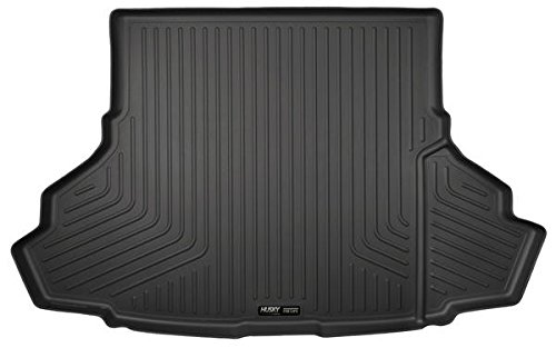 Husky Liners Trunk Liner Fits 2015 Mustang (Ford Mustang Coupe Trunk)
