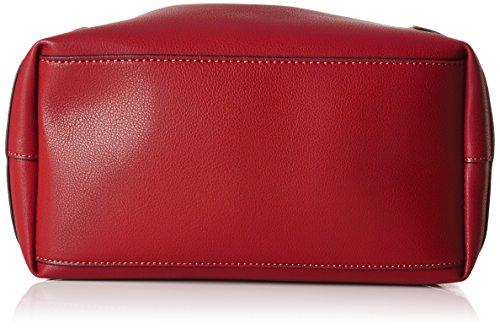 Bolsos scooter De Shoppers Pieces Y Rojo Hombro Bag Mujer Pcfreja RvqnxwHS