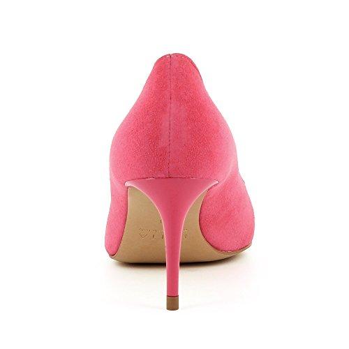 Daim Rose Shoes Femme Giulia Evita Escarpins nxIaq86