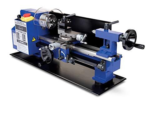 "Eastwood Benchtop Mini Metal Variable Speed Lathe 7"" x 12"" Drilling Machine"