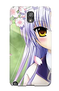 Chad Po. Copeland's Shop Hot Galaxy Note 3 Case Slim [ultra Fit] Angel Beats Protective Case Cover