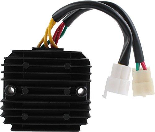 Deluxe 97 98 99 00 31600-MZ5-003 17.2308 DB Electrical AHA6077 New Voltage Regulator Rectifier for 750 VF750C Honda Magna 94 95 96 97 98 99 00 01 02 03