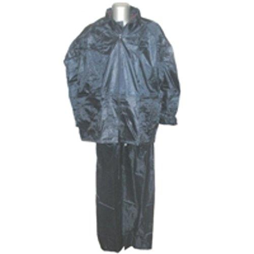Impermeable Chaqueta + pantalones Niagara Azul L [Color Negro ...