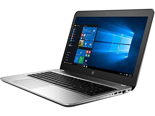 "HP ProBook 450 G4 15.6"" Business Ultrabook: Intel 7th Core i7-7500U, (1920x1080) FHD, 16GB DDR4, 1TB HDD, DVD, Back-lit, FingerPrint, Windows 10 Professional"
