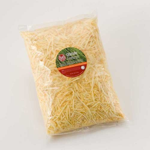Roth Ultimate Firehouse Shredded Cheese Blend, 5 Pound -- 2 per case. by Roth Kase (Image #1)