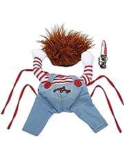 Hond kostuums huisdier halloween kleding kat cosplay grappige party pak grappige hond kostuum klein voor grote hond m